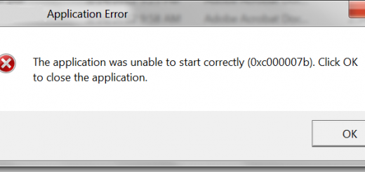 how to fix 0xc00007b error, error 0xc00007b, 0xc00007b fix