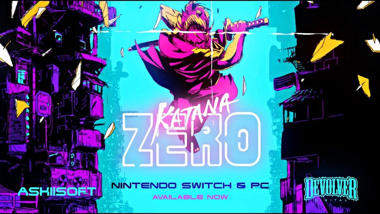 Katana, Zero