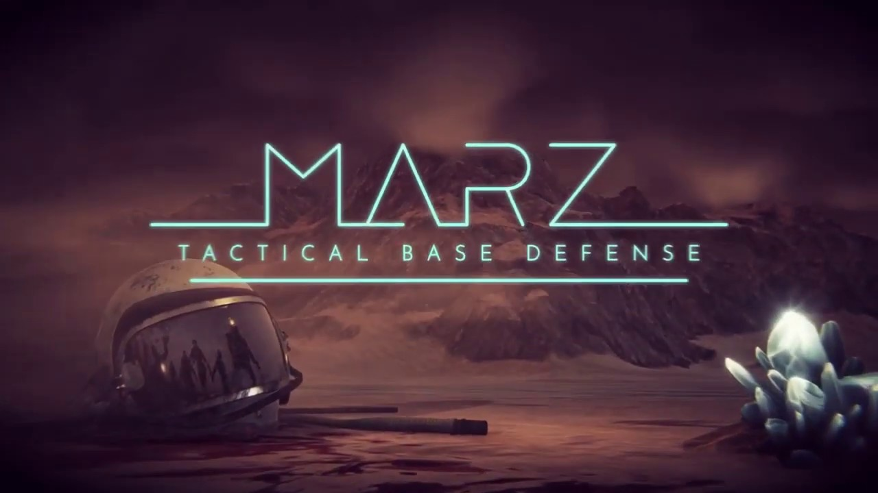 Marz ,Tactical, Base, Defense