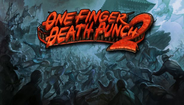 One ,Finger ,Death, Punch
