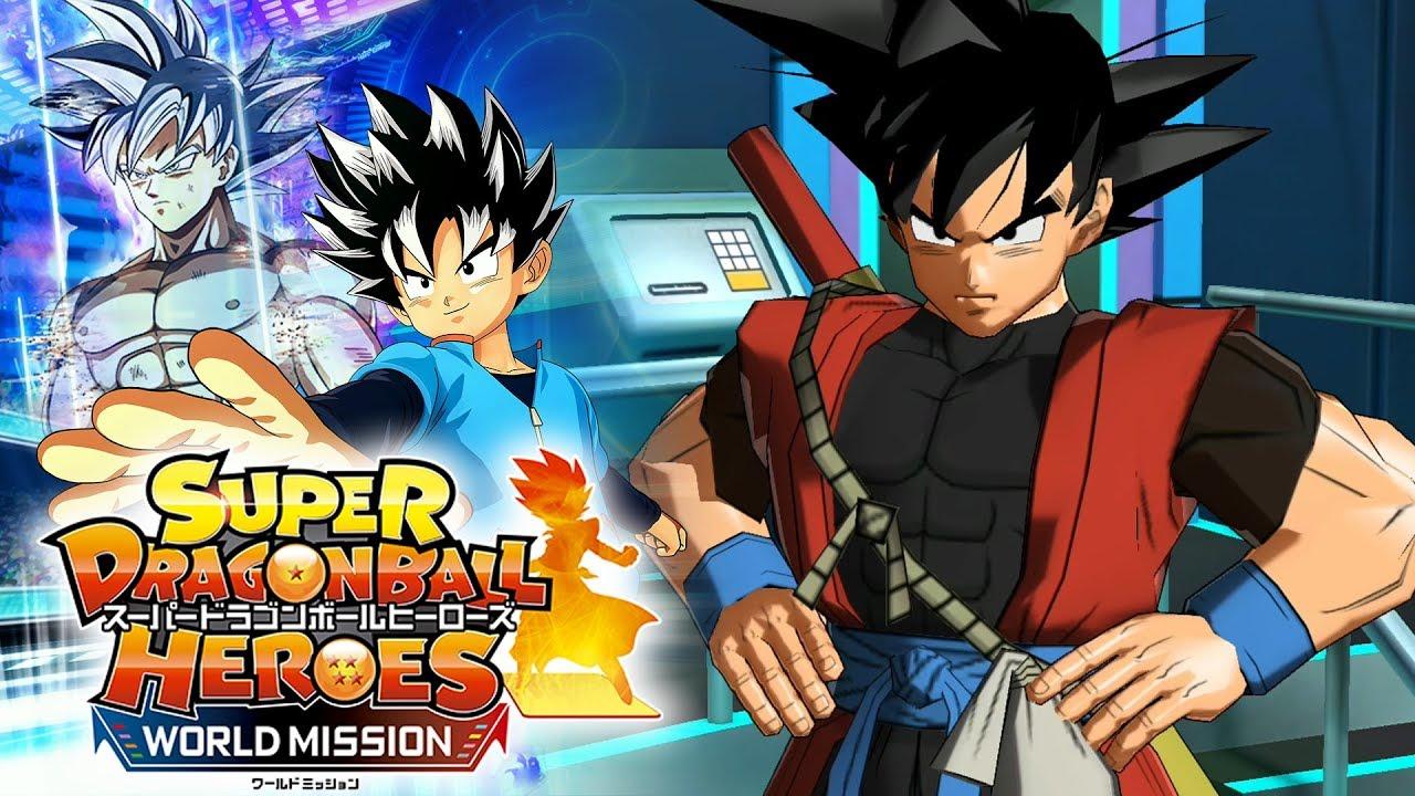 Super, Dragon ,Ball, Heroes