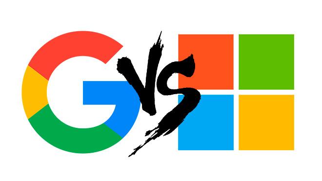 google,vs,mic