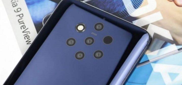 Nokia 9 PureView 2020