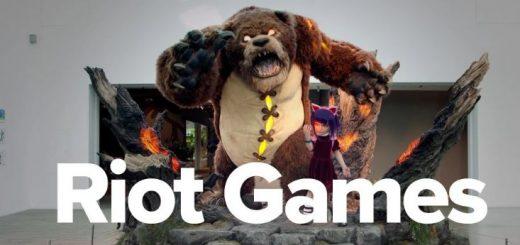 riot games 2020