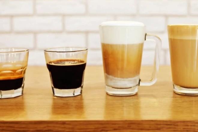 razlichni vidove kafeta