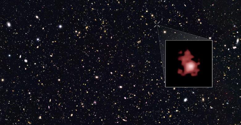 dalechna galaktika
